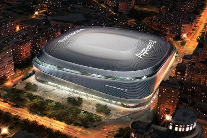 Así va el nuevo Estadio Santiago Bernabéu: un vídeo para madridistas pata negra