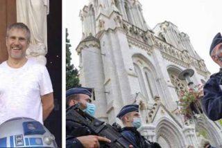 """Las últimas palabras de una de las víctimas acuchilladas en Niza: """"Díganle a mis hijos que los amo"""""""