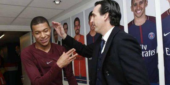 "Emery explica el único camino de Mbappé para fichar por el Real Madrid: ""El PSG es un club muy difícil"""