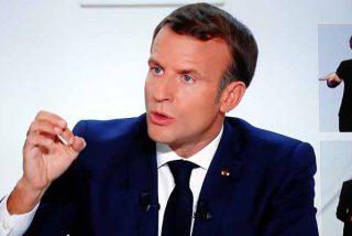 """Macron responde con firmeza a los terroristas islámicos: """"Nuestros enemigos deben saber a quién se enfrentan"""""""