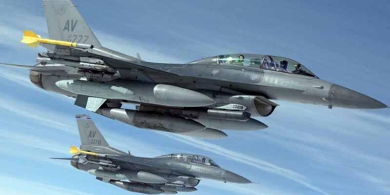 EEUU: Un cañonazo de F-16 le dio en la cabeza y ahora su familia recibe una millonaria indemnización