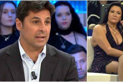 """Fran Rivera confiesa que Carmina Ordóñez no quería recuperarse de sus adicciones: """"No se dejó ayudar"""""""