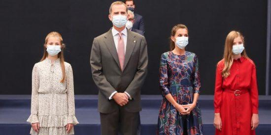 La Princesa Leonor arrebata el puesto de 'fashion victim' a su madre: agota el vestido 'low cost' que lució enAsturias