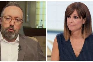 Girauta somete a la 'perversa' Mónica López (TVE) al mayor desprecio imaginable
