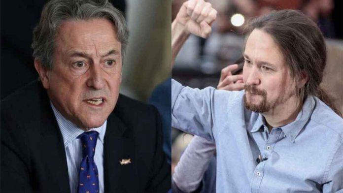 Nuevo sablazo judicial a Unidas Podemos: el Supremo tumba su querella contra Hermann Tertsch