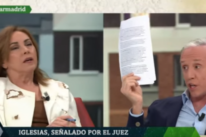 Inda hiela la sangre de Rubio con la demanda con la que empapelará a El Plural
