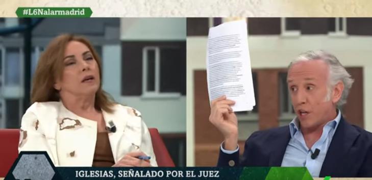 Inda hiela la sangre de Rubio con la demanda con la que empapelará a El Plural por sumarse a la campaña podemita contra Okdiario