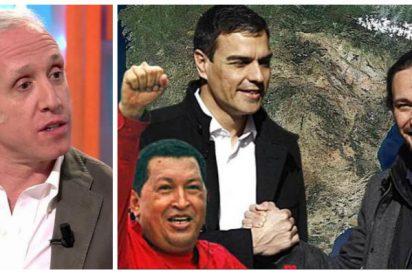 """Inda: """"La reforma golpista de Sánchez con el CGPJ es hermana gemela de la del narcoterrorista Chávez"""""""
