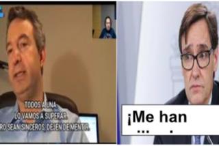 """Manuel del Rosal: """"""""Lo que ha hecho el ministro de Sanidad me parece una canallada"""""""""""
