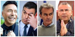 La 'telebasura' se derrite con el Gobierno: Jorge Javier, 'enamorado' de Simón