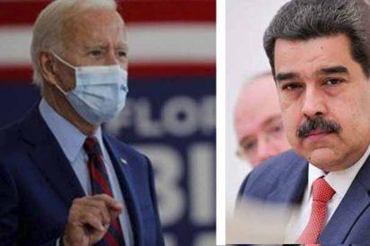 """Biden contra Maduro: """"Un dictador que está causando un increíble sufrimiento al pueblo venezolano"""""""