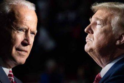 """Donald Trump quiere revancha y advierte a Biden: """"Nos vemos en cuatro años"""""""