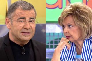 """María Teresa Campos: """"Jorge Javier me está quitando la poca salud que tengo"""""""