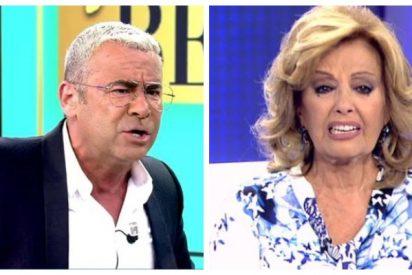Jorge Javier Vázquez cava la tumba mediática de María Teresa Campos