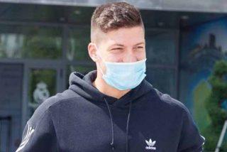 Más problemas para Jovic: se enfrenta a seis meses de cárcel por violar el estado de alarma