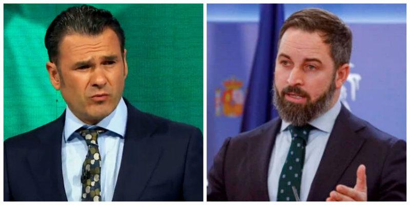 Iñaki López ladra contra Abascal por querer ilegalizar a partidos indepes y el chorreo es mundial