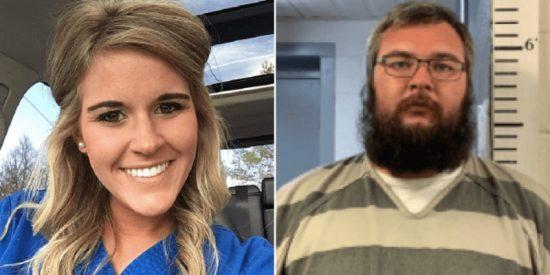 Este agricultor atropella, viola y entierra a la chica que hacía jogging y disimula participando en su búsqueda