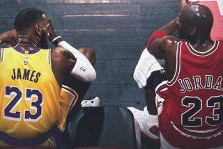 ¿LeBron James o Michael Jordan?: Quién ha sido el mejor en Finales de la NBA a los 35 años