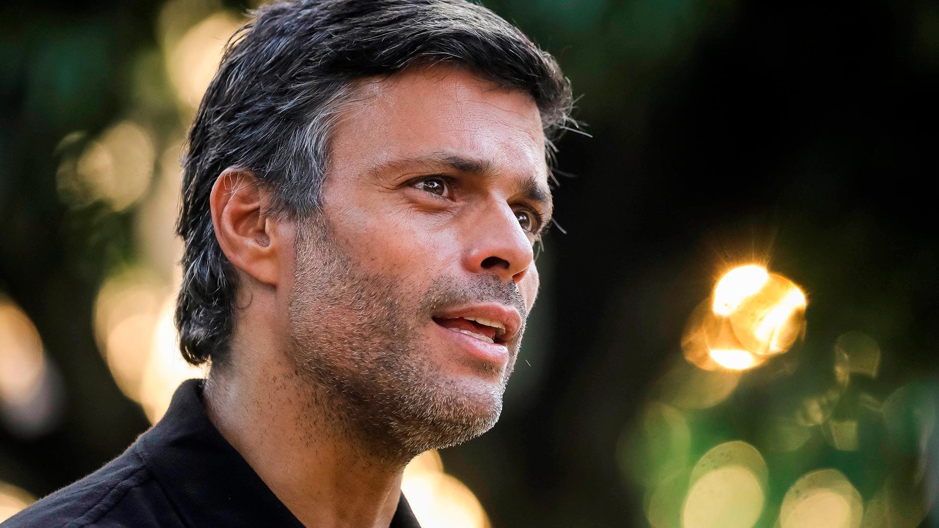 """Leopoldo López: """"Nuestro objetivo es lograr condiciones democráticas para unas elecciones libres en Venezuela"""""""