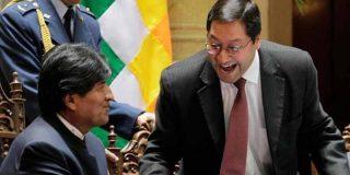 """Luis Arce frena en seco a Evo Morales: """"Si quiere ayudarnos, bienvenido, pero será mi gobierno"""""""