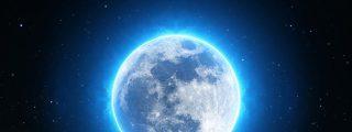 Una 'luna azul' se observará en Halloween: el extraño evento cósmico no se repetirá hasta 2023