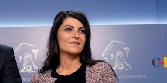 Macarena Olona (VOX) explica el 'no' del PP en la moción de censura