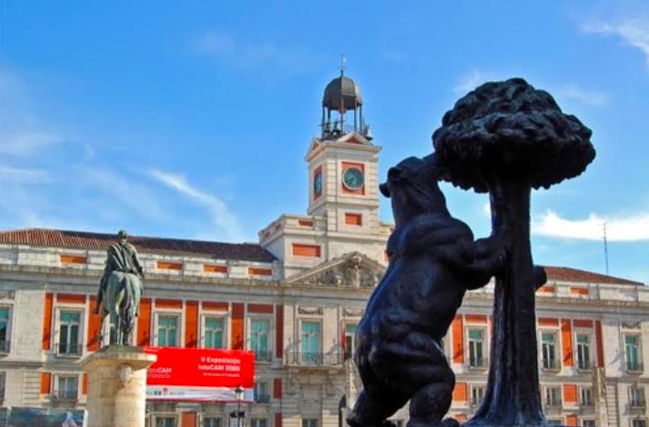 Anian Berto: 'Madrid es doble España y de aquí al cielo'