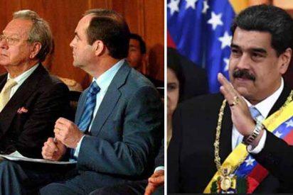 José Bono y Raúl Morodo, los observadores de Zapatero que blanquearon el fraude electoral de Maduro en 2013