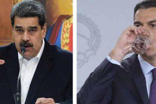 """Maduro embiste contra Sánchez 'el traidor': """"¿Hasta cuándo tu desprecio por Venezuela?"""""""
