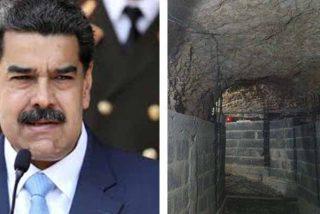 Los túneles secretos de Maduro: desvelan las infraestructuras que construye la dictadura para esconderse en caso de guerra