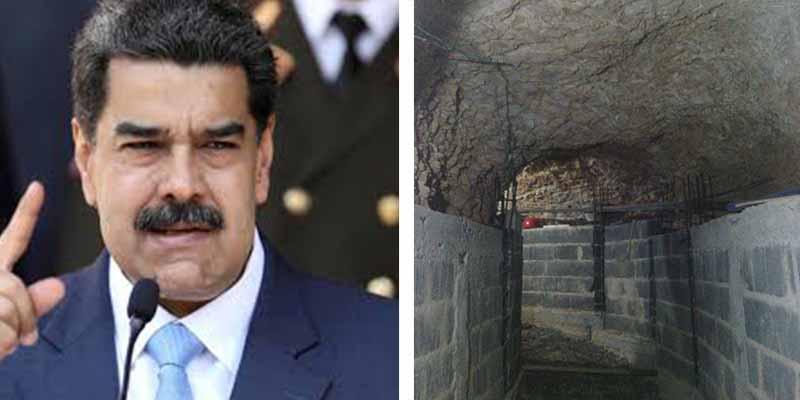 Tamara Suju denuncia construcción de túneles secretos en regimiento militar de Barquisimeto #15Oct