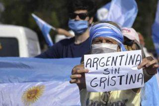 Crece el descontento: inmensas manifestaciones en Argentina contra Alberto Fernández y Cristina Kirchner