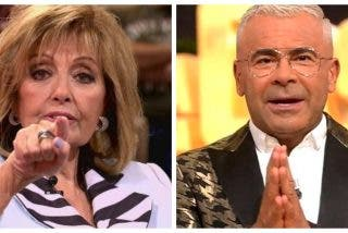 María Teresa Campos destapa todas las trampas de Jorge Javier Vázquez  y las mentiras de Telecinco