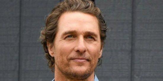 Matthew McConaughey confiesa en sus memorias que un hombre abusó sexualmente de él a los 18 años