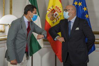 PP y Vox serían los únicos partidos que suben en votos si hubiera elecciones en Andalucía