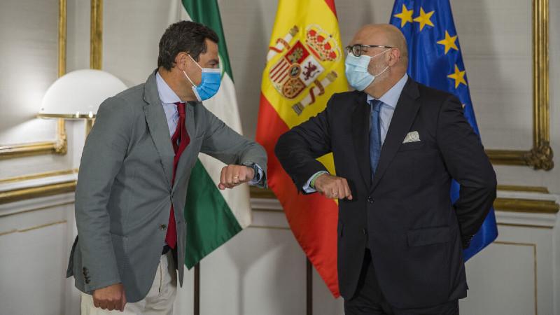 Vox presenta finalmente enmienda a la totalidad al Presupuesto 2021 en Andalucía