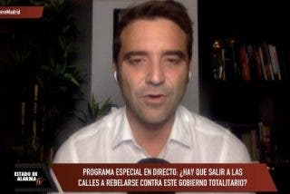 EXCLUSIVA PD / Javier Negre ('Estado de Alarma') prepara el lanzamiento de una televisión sin censura