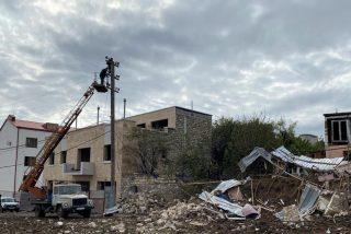 Armenia y Azerbaiyán no logran mantener el 'alto el fuego' en Nagorno Karabaj