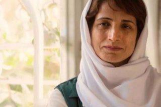 Irán traslada a la abogada Nasrin Sotoudeh a una prisión alejada de la capital