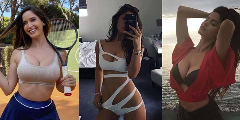 La enorme vergüenza de la novia de Neymar: se le cae la chaqueta y no llevaba nada debajo