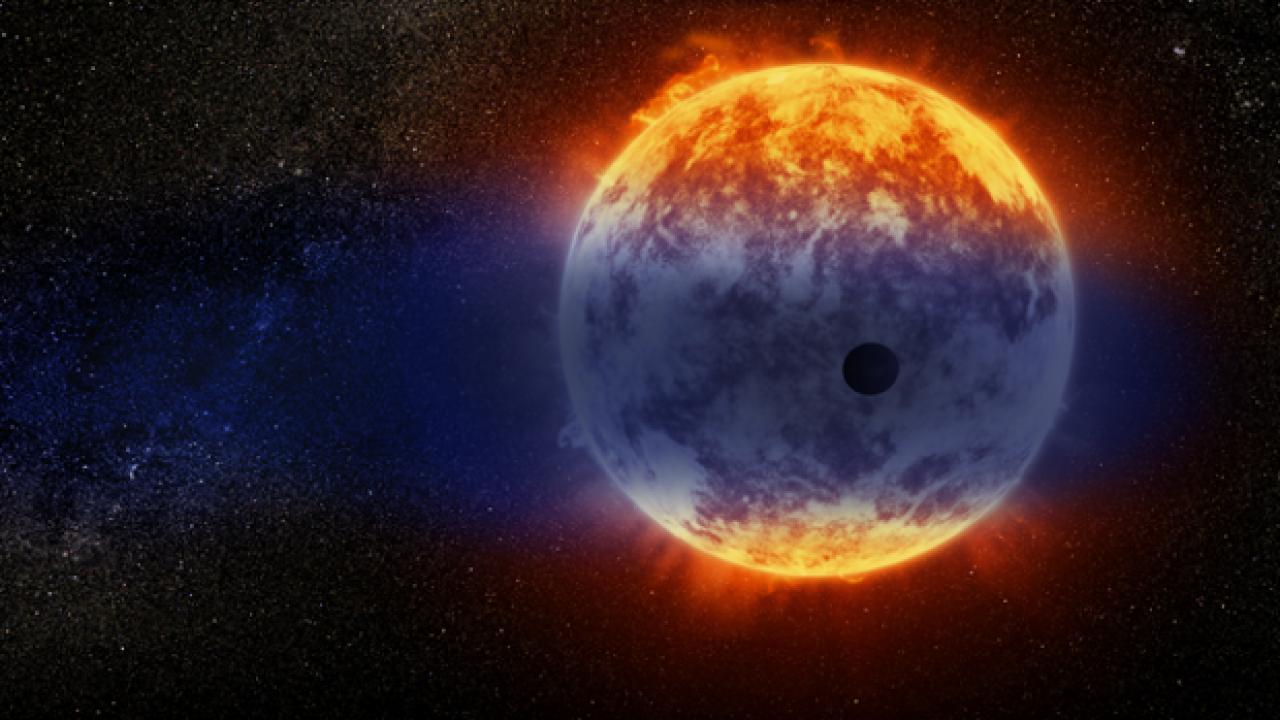 """Científicos captan la atmósfera de un planeta a 260 años luz que """"no debería existir"""""""