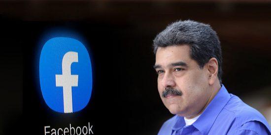 """Maduro denuncia a Facebook por borrar sus post sobre el fármaco chavista que cura """"el 100 % del Covid-19"""""""