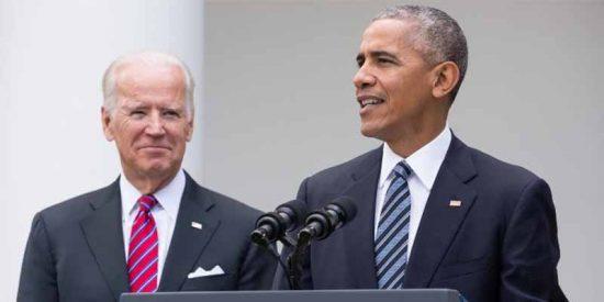 """Obama entra en campaña contra Trump al que califica de """"pobre tipo"""""""