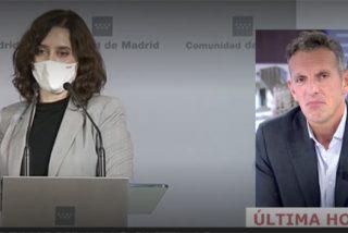 """La insufrible falta de respeto de Joaquín Prat a Díaz Ayuso: """"¿Hay alguien al volante?"""""""