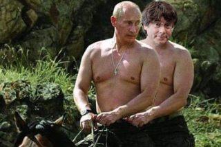 """La rechifla de la embajada rusa con el 'envío' de 10.000 soldados de Putin a Cataluña: """"Faltan dos ceros"""""""