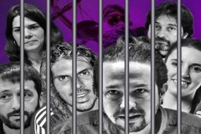La condena a Echenique, la punta del iceberg: Podemos peca en casi todos los artículos del Código Penal