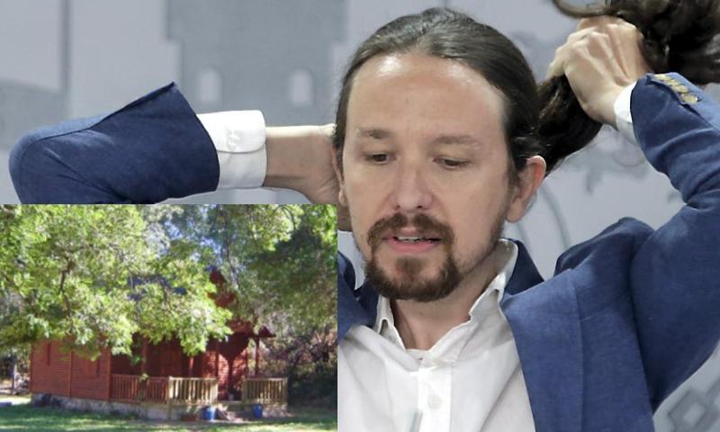 Pablo Iglesias denuncia a unos 'okupas' por tratar de 'okupar' su segunda residencia