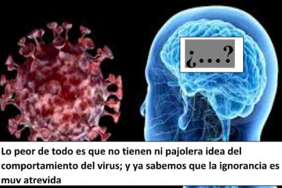 """Manuel del Rosal: """"La mutación del covid-19: su horario de contagio se ha reducido de 00 a 6"""""""
