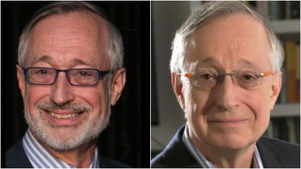 El premio Nobel de Economía a Paul Milgrom y Robert Wilson por su 'teoría de las subastas'