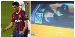 La humildad de Pedri cautiva a los fans del FC Barcelona: El crack debuta en Champions y luego se va en taxi a casa